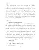 Đánh giá những quy định trong lĩnh vực dân sự của bộ luật Hammurabi