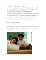 Tài liệu 6 Bí quyết để trở thành người vợ tốt hơn pptx