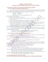 Tài liệu Bài giảng Thi công các công trình thuỷ lợi (phần 2) pptx