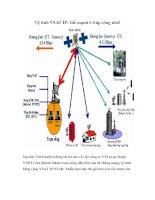 Tài liệu Vệ tinh VSAT IP: thế mạnh ở búp sóng nhỏ! doc