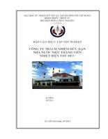 Báo cáo thực tập tại nhà máy nhiệt điện THủ Đức_1