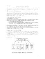 Tài liệu Giáo trình cấu trúc dữ liệu và giải thuật_Chương 5: Cây nhiều nhánh tìm kiếm doc