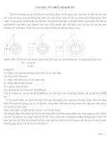 Tài liệu Tài liệu về thiết kế khuôn doc