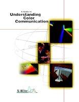 Tài liệu A Guide to Understanding Color Communication pdf