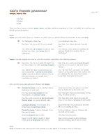 Tài liệu Tex''''s french grammar doc