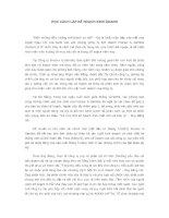 Tài liệu HỌC CÁCH LẬP KẾ HOẠCH KINH DOANH ppt
