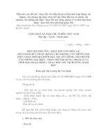 Tài liệu Mẫu đơn xin đổi tên / thay đổi vốn điều lệ/mở pptx