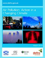 Air Pollution: Action in a Changing Climate pdf