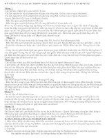 KỸ NĂNG của LUẬT sư TRONG VIỆC NGHIÊN cứu hồ sơ vụ án HÌNH sự
