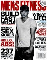 Men's Fitness USA 2014 April