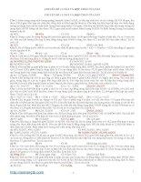 CHUYÊN đề 13 bài TAP sắt và hợp CHẤT của sắt