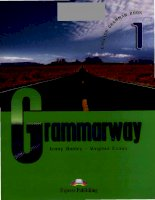 grammarway 1 english grammar book with_answers ppt