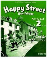 happy street activity book 2