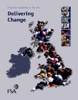 Financial Capability in the UK: Delivering Change docx