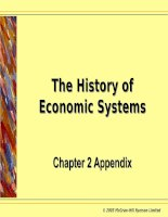The History of Economic Systems pptx