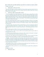 ĐỀ CƯƠNG ÔN TẬP MÔN NHỮNG NGUYÊN LÝ CƠ BẢN CHỦ NGHĨA MÁC-LÊNIN pdf