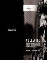 COLLECTED THE ALAN WILDER/DEPECHE MODE HISTORIC EQUIPMENT, VINYL & MEMORABILIA AUCTION pdf
