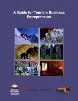 A Guide for Tourism Business Entrepreneurs ppt