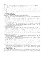 22 đề thi Tư tưởng HCM