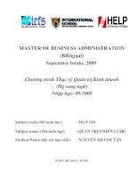 Luận văn:Phân tích và đánh giá chiến lược kinh doanh Sacomreal đến năm 2012 pot