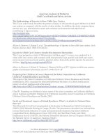 American Academy of Pediatrics Child Care Health and Safety Articles pot