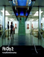 Fit-City 2: Promoting Physical Activity through Design pptx