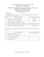 đề thi thực hành-lắp đặt thiết bị cơ khí-mã đề thi lđtbck – th (1)