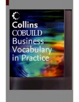 Business vocabulary in practice pptx