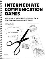 intermediate communication games intermediate