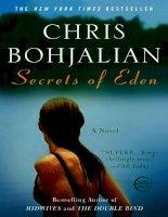 Secrets of Eden by Chris Bohjalian potx