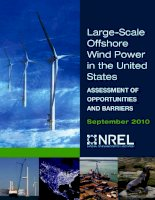 large scale offshore wind power in the united states docx