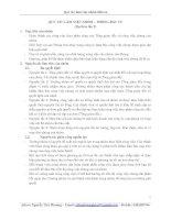 NHỮNG NGUYÊN TẮC LÀM VIỆC NHÓM HIỆU QUẢ (PHẦN 9)