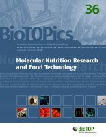 Molecular Nutrition Research and Food Technology potx
