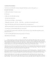 Viết bài tập làm văn số 2 lớp 7 – Văn biểu cảm - văn mẫu