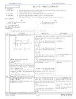 giáo án bài cực trị hàm số - toán 12 - gv.ng.phúc an