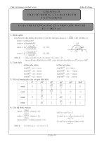 bài tập tự luận hình học 10 chương 2 - trần sĩ tùng