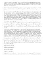 Cảm nhận bài Đàn ghi ta của Lorca - văn mẫu