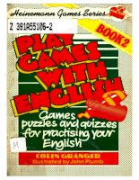 play games with english book 2