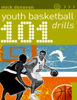 101 Youth Basketball Drills And Games pdf