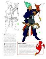 Manga fantasy madness part 2