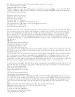 Phân tích đoạn 1, 2 Bình Ngô Đại Cáo - văn mẫu