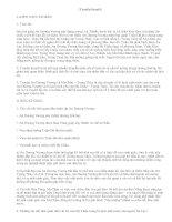 Soạn bài Truyện An Dương Vương và Mị Châu Trọng Thủy - văn mẫu