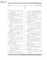 dictionary j,k,l (FILEminimizer) từ điển anh việt chuyên ngành công nghệ ô tô