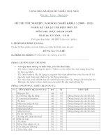 đề thi tốt nghiệp cao đẳng nghề-kỹ thuật chế biến món ăn-môn thi thực hành nghề mã đề thi ktcbma – th (4)