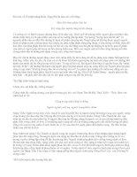 Bi kịch của người phụ nữ trong xã hội cũ qua một số tác phẩm văn học trung đại đã học: Độc Tiểu Thanh ký (Nguyễn Du), Chinh phụ ngâm (Đặng Trần Côn – Đoàn Thị Điểm), Cung oán ngâm (Nguy� - văn mẫu