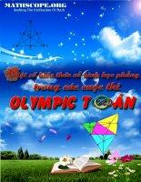 một số kiến thức về hình học phẳng trong các cuộc thi olympic toán