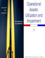 Intermediate Accounting - Chap011 potx