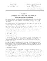 TT11-2005-TT-BXD PHI KIEM DINH CLCT potx