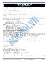 Đại cương hóa hữu cơ tài liệu bài giảng pdf