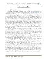 BÀI ĐIỀU KIỆN SỐ 2 – MÔN ĐỊA LÍ KINH TẾ & XÃ HỘI ĐẠI CƯƠNG 2 pot